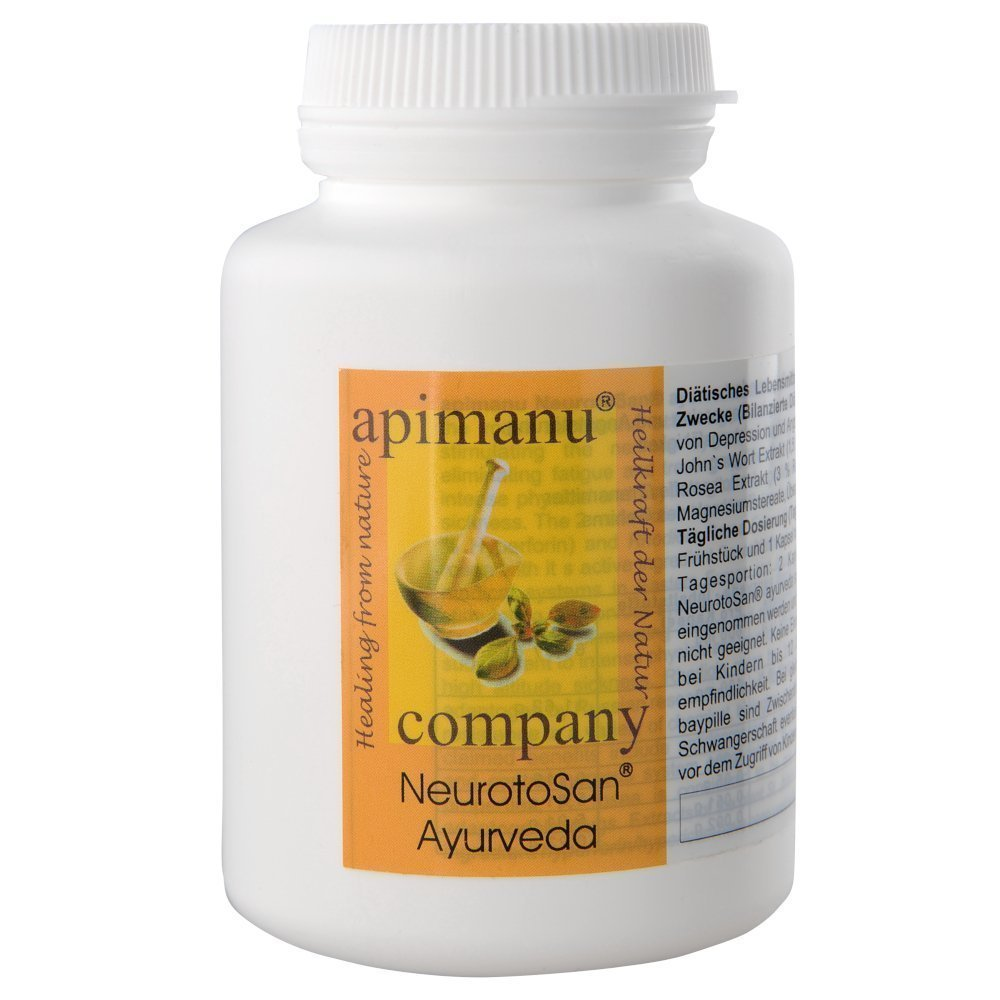 apimanu NeurotoSan® gegen Depressionen